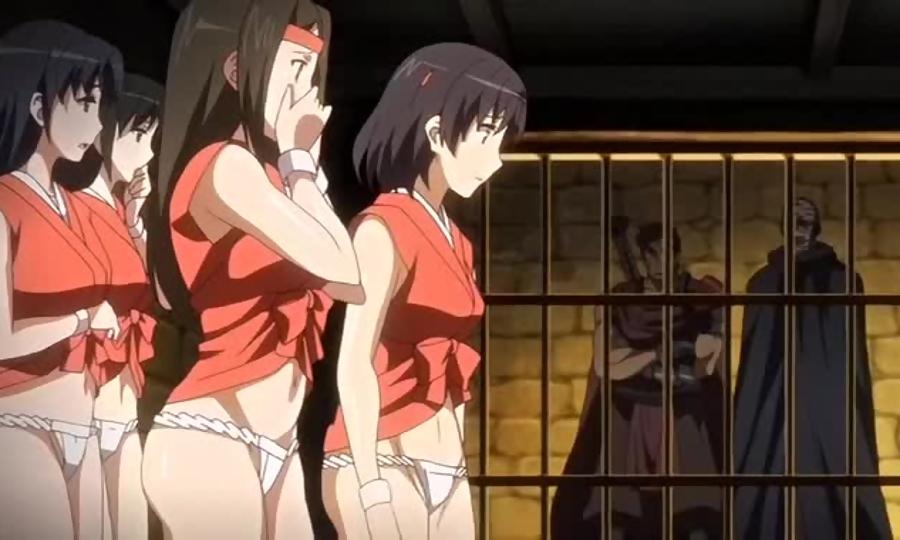 Hentai rape anime Lara's Nightmare